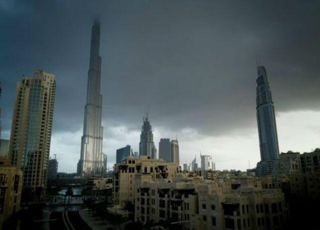 الإمارات تدرس بناء أول جبل في العالم من صنع الإنسان