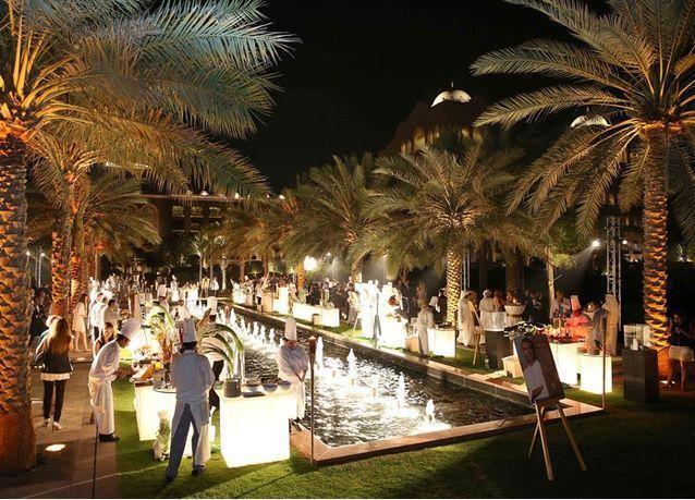 """قصر الإمارات جاهز لاستضافة الزوار في مهرجان """"نكهات من القصر"""" غداً"""