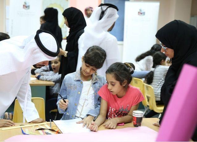"""""""مبادلة"""" و""""مجلس أبوظبي للتعليم"""" و""""بوينج"""" يطلقون برنامجاً تدريباً لتحفيز قدرات الشباب الإماراتي"""