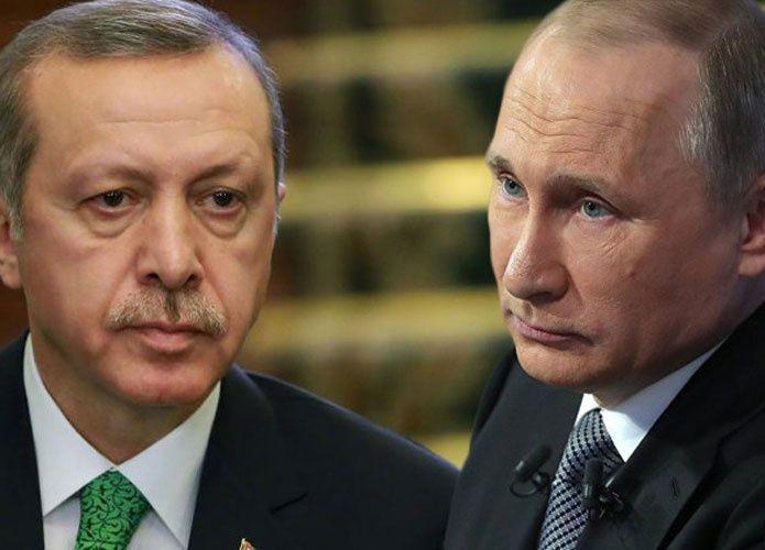 وأخيراً.. أردوغان يعتذر لبوتين عن إسقاط الطائرة الروسية في سوريا