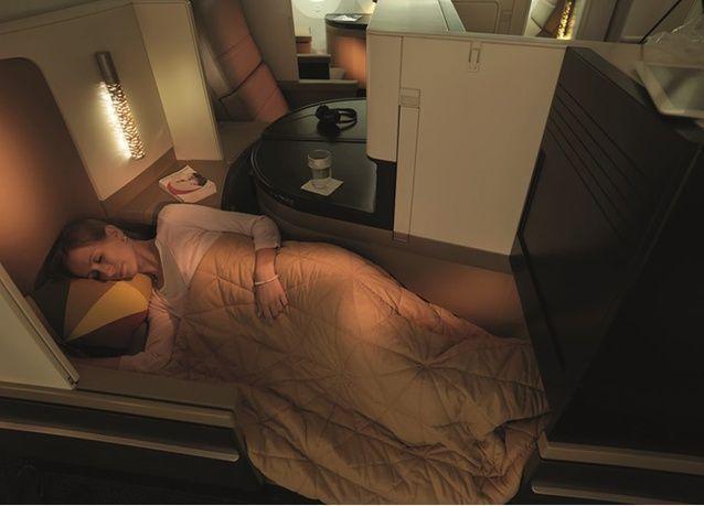 الاتحاد للطيران تعلن عن تخفيضات على أسعار تذاكر السفر في درجة رجال الأعمال مع وفورات كبيرة تصل لـ 50%