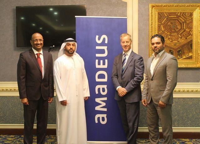 أماديوس الخليج: تجديد اتفاقيات كبرى مع شركات السفر في الإمارات