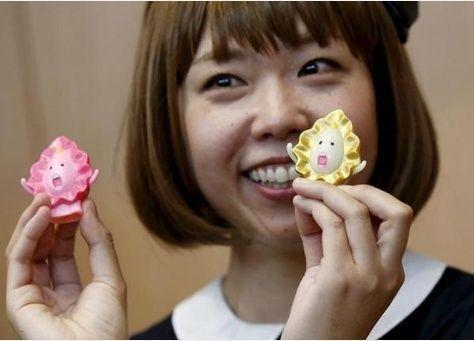 محكمة يابانية تعتبر لعبة على شكل عضو تناسلي فنا شعبيا