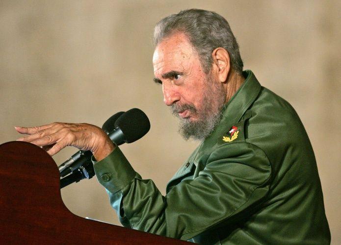 وفاة الزعيم الكوبي السابق فيدل كاسترو عن 90 عاماً