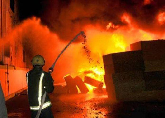 السعودية: 52 ألف حادثة حريق بمعدل 6 حرائق في الساعة