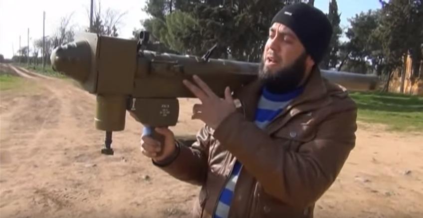اعتقال 36  من الاستخبارات الاردنية لسرقتهم أسلحة أمريكية للمعارضة السورية وبيعها في السوق السوداء