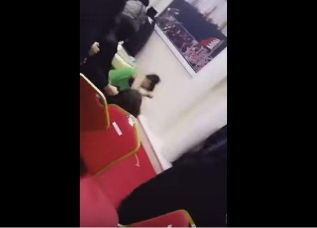 فيديو: هوشة بويات في حفلة تخرج بالبحرين