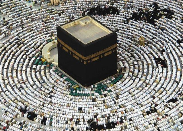 """السعودية: التصوير داخل المسجد الحرام """"حرام"""""""