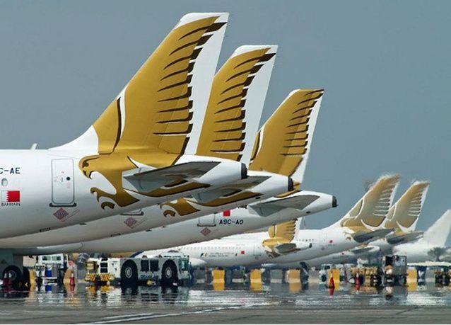 طيران الخليج تنفي شائعات تصادم طائرتها في مطار الكويت