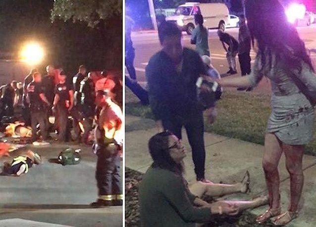 تفجير إرهابي يوقع نحو 20 قتيلا سقطوا في ملهى ليلي للشواذ في أورلاندو