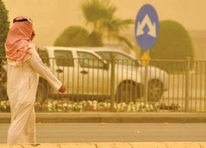 الرياض تحذر من موجة شديدة الحرارة تضرب السعودية