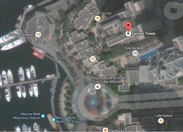 دبي : قتل مستثمر تركي رميا بالرصاص في المارينا ومطاردة الفاعلين