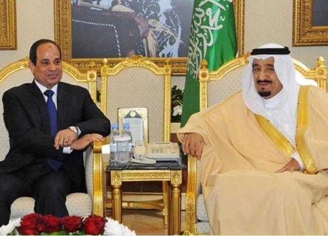 ملك السعودية يزور الجامع الأزهر ويجتمع مع البابا تواضروس
