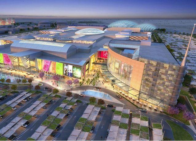 """افتتاح """"قطر مول"""" بتكلفة 4.8 مليار ريال يوم 29 أكتوبر"""