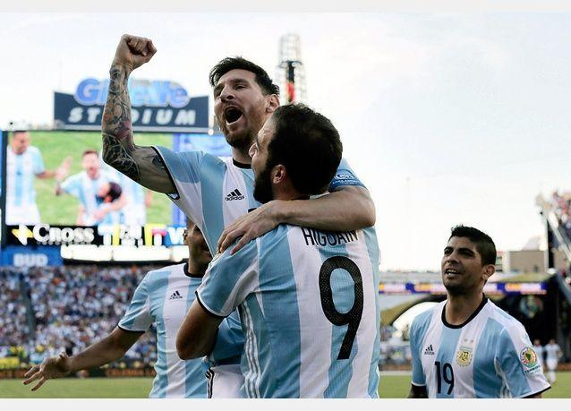 الهداف التاريخي ميسي يقود الأرجنتين لنهائي كوبا أمريكا