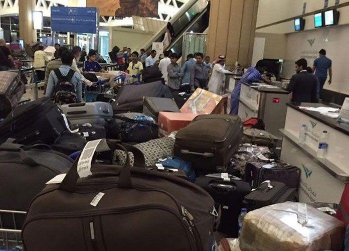 مدير مطار الرياض: أنظمة سيور العفش لم تستبدل منذ 35 عاماً!