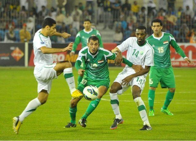 العراق يتحدى السعودية بالتمسك بقرار الفيفا في لقاء السعودية في إيران