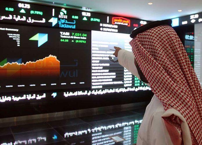 المؤشر السعودي يغلق مرتفعاً وسط تداولات هزيلة