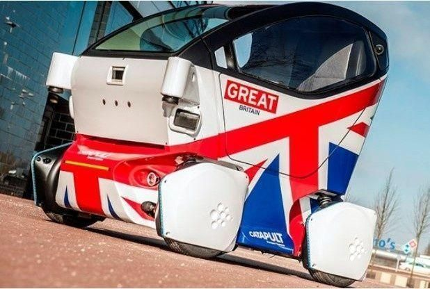 بريطانيا تختبر السيارات ذاتية القيادة في شوارعها لأول مرة اليوم