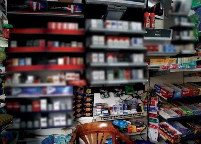 السعودية: عرض السجائر خلف المحاسب مخالفة تستوجب العقاب