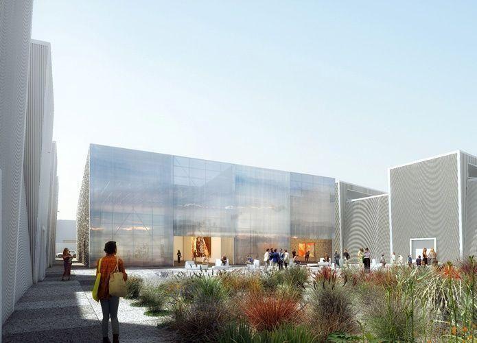 """السركال أفنيو يدشّن أول منصة فعاليات بالإمارات من تصميم """"أو إم أيه"""" المعمارية باستضافة معرض للفن السوري الحديث والمعاصر"""