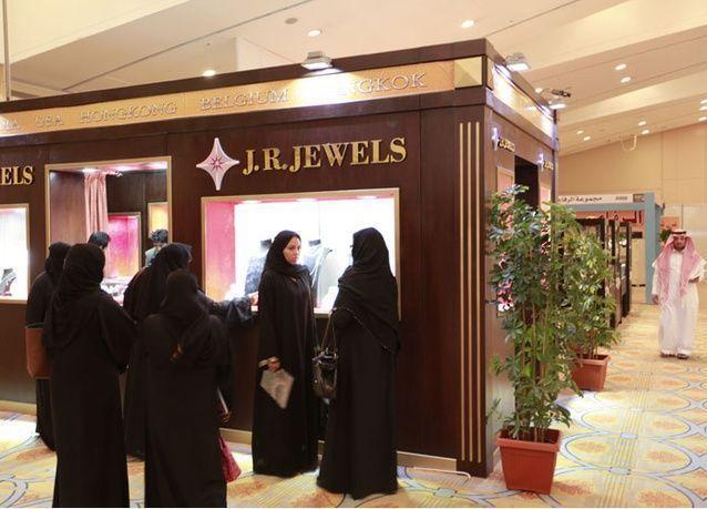السعودية تستحوذ على 50% من سوق المجوهرات العربي