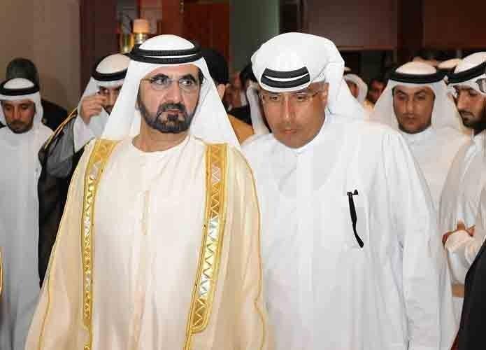 دبي تنفي وجود رسالة للشيخ محمد بن راشد حول سلوك شخصي لبعض المسؤولين