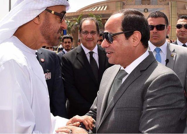 الإمارات تخصص 4 مليارات دولار لمصر منها ملياران وديعة لدى البنك المركزي