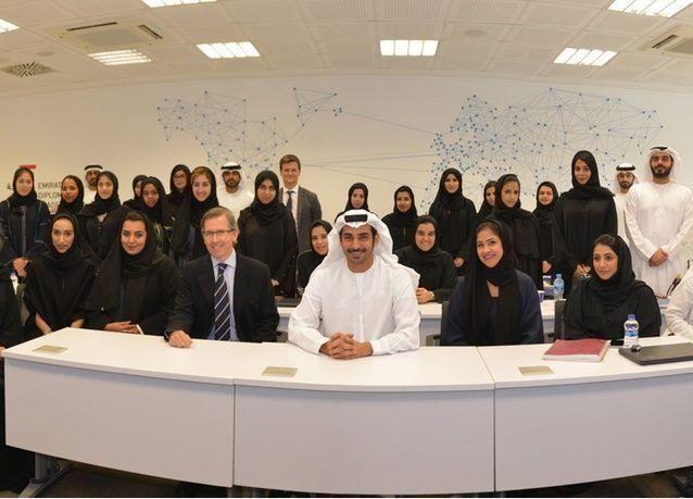 الإمارات: الشيخ زايد بن سلطان بن خليفة يدعو لتفعيل دور الفنون في بناء العلاقات الدولية الإيجابية مع دول العالم