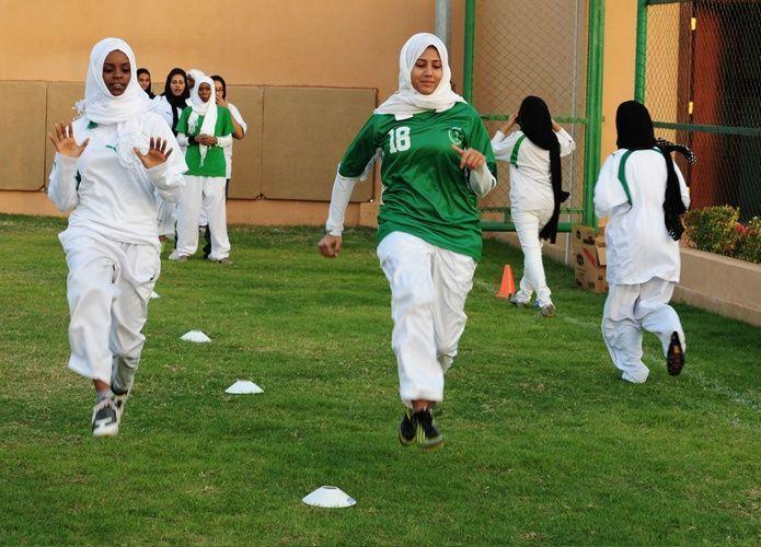 19 % من السعوديين لا يمارسون الرياضة نهائيا