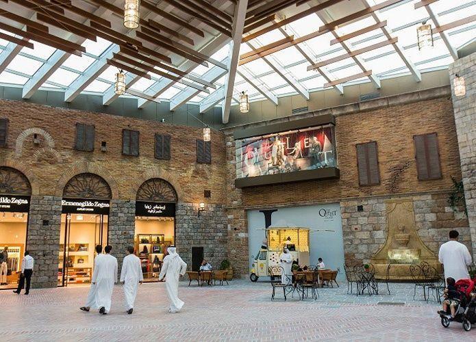 """""""ذا أوتلت فيليدج"""" سيصبح أكبر وجهات التسوق في الإمارات.. مع توفير علامات تجارية عالمية بأسعار استثنائية"""