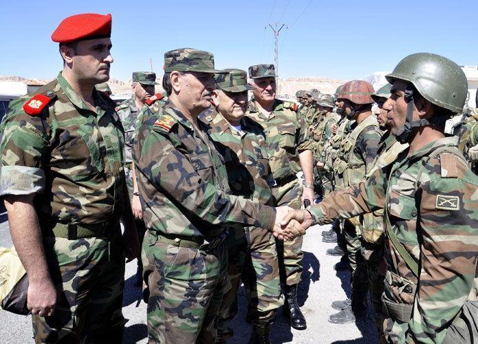 الجيش السوري يمدد نظام التهدئة 3 أيام أخرى