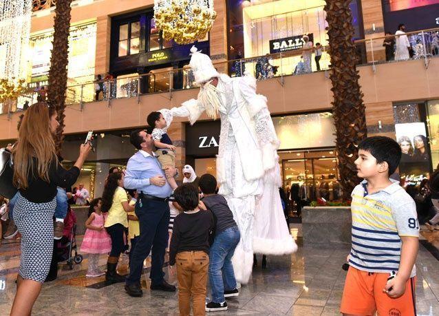 مهرجان دبي للتسوق يجلب مجموعة من الفعاليات الترفيهية إلى مراكز التسوق في مختلف أرجاء الإمارة