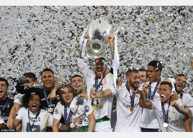 ريال مدريد يهزم أتليتيكو ويتوج باللقب الأوروبي للمرة 11