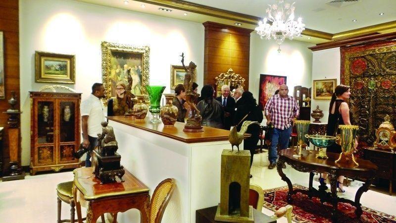 غاليري جديد في دبي يعرض قطعا تعود لأكثر من 100 عام