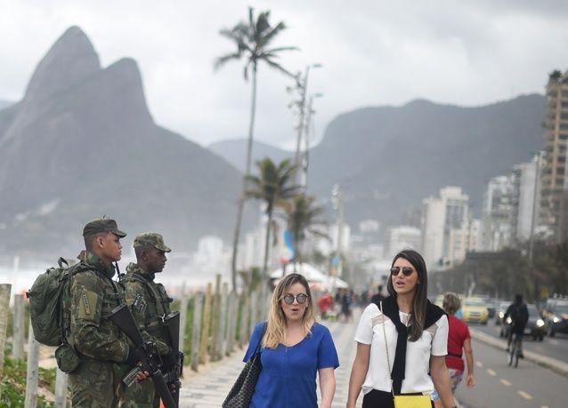 عدد الضحايا في البرازيل يفوق عدد ضحايا النزاع في سوريا