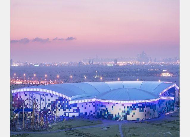 دبي: افتتاح أكبر مدينة ترفيهية داخلية في العالم يوم 15 أغسطس والتذاكر غدا