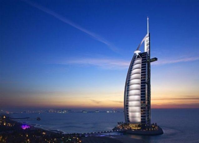 الإمارات: برج العرب أفضل فندق في العالم