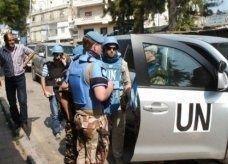 عودة مفتشي الأسلحة الكيماوية الدوليين الى دمشق