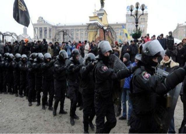 مرتزقة أميركيون في أوكرانيا