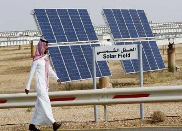 السعودية ماضية في خطة للطاقة المتجددة لتنويع المصادر