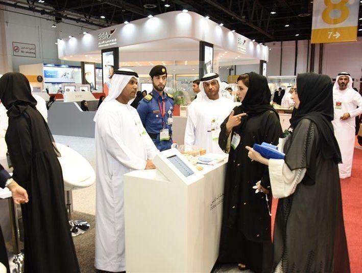1431 مواطناً باحثاً عن فرصة عمل في معرض الإمارات