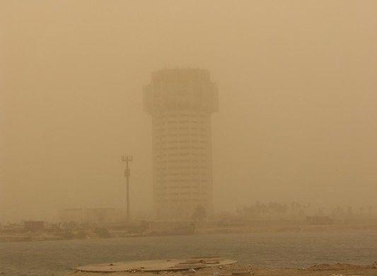 استمرار تعليق الدراسة في مدن سعودية بسبب الغبار