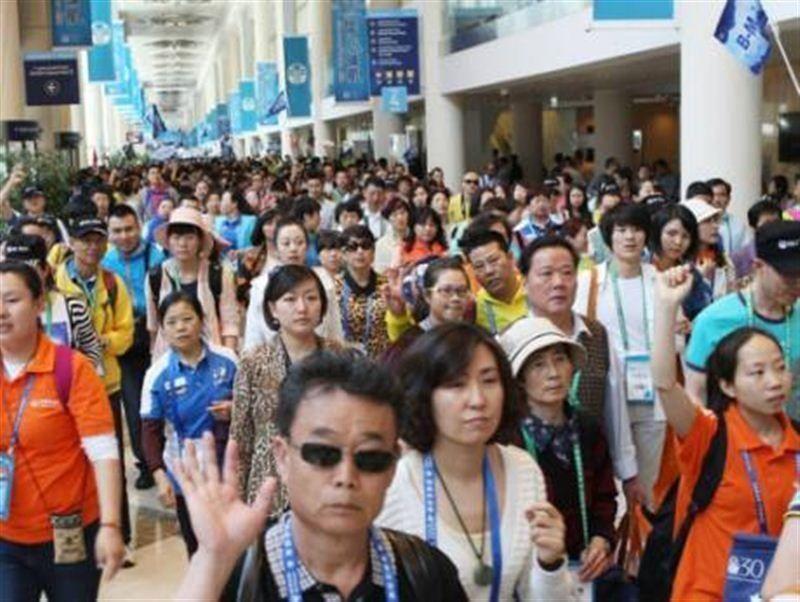 حوالي 309 آلاف صيني زاروا دبي منذ نوفمبر 2016