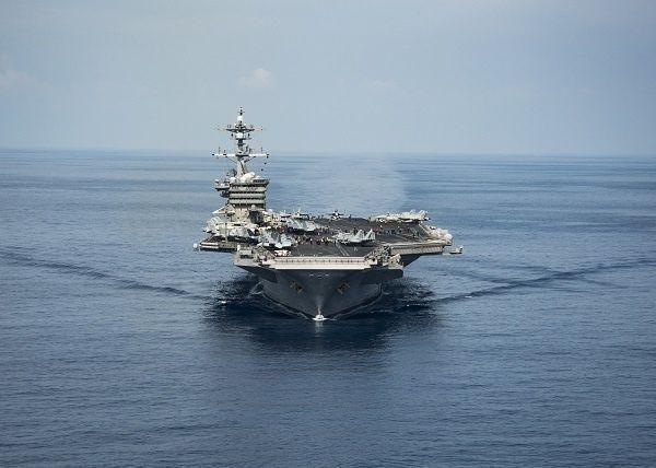 3 حاملات طائرات تتجه إلى سواحل الجزيرة الكورية مع تصاعد نذر الحرب