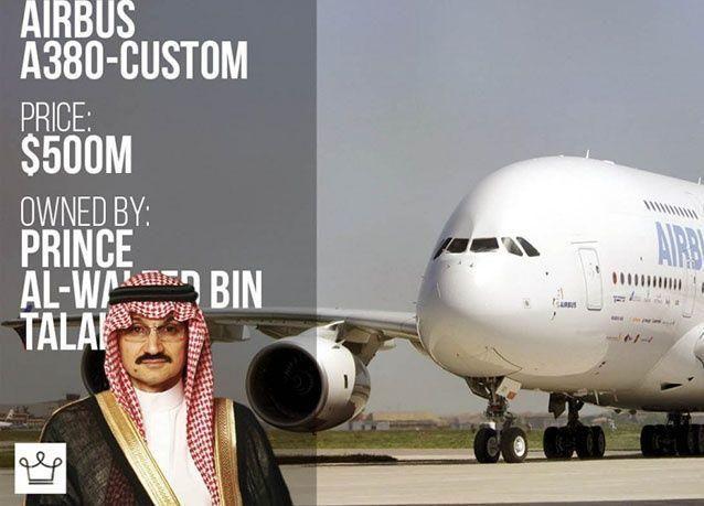 بالصور : أغلى الطائرات الخاصة في العالم