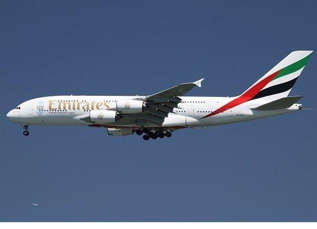 """بالصور : """"طيران الإمارات"""" الأفضل عالمياً في 2017"""