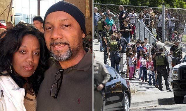 معلمة لذوي الاحتياجات الخاصة يقتلها زوجه مع  طفل في فصل دراسي قبل أن ينتحر