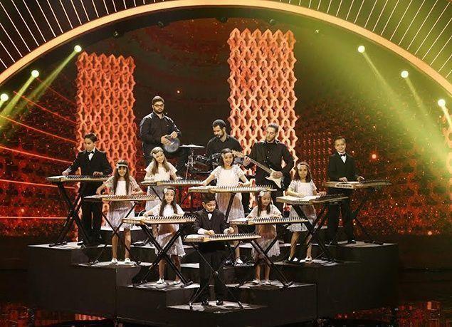 """بالصور : 8 مواهب أبهرت اللجنة والجمهور في أولى حلقات العروض المباشرة من """"Arabs got Talents"""""""