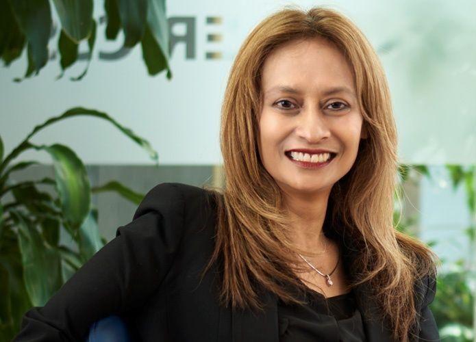 مقابلة مع رافية إبراهيم رئيس إريكسون الشرق الأوسط وإفريقيا